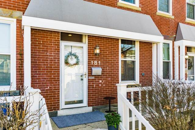 181 E Mithoff Street, Columbus, OH 43206 (MLS #221009344) :: HergGroup Central Ohio