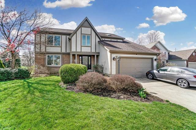 837 Brookside Drive, Pickerington, OH 43147 (MLS #221009345) :: MORE Ohio