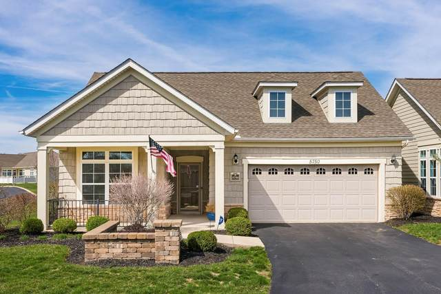 5750 Timber Top Drive 36-575, Hilliard, OH 43026 (MLS #221009357) :: RE/MAX ONE
