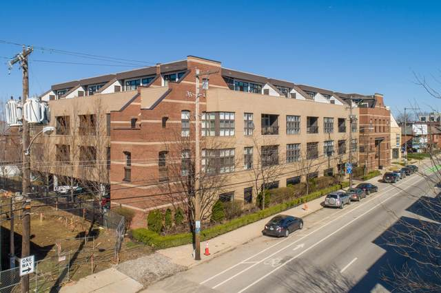 825 N 4th Street #208, Columbus, OH 43215 (MLS #221009362) :: Bella Realty Group