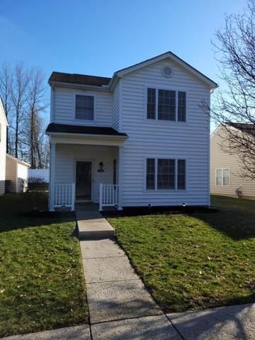 3493 Ash Hill Way, Columbus, OH 43219 (MLS #221009402) :: Bella Realty Group