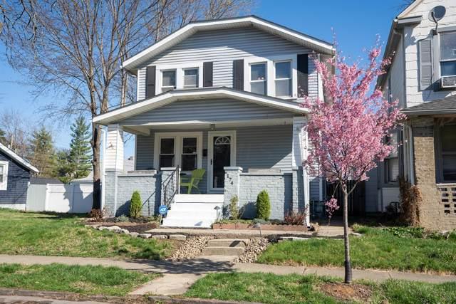 174 E Morrill Avenue, Columbus, OH 43207 (MLS #221009423) :: HergGroup Central Ohio