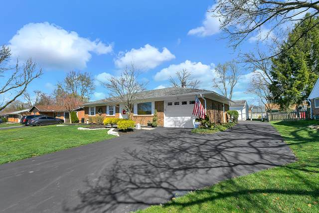 228 Huber Village Boulevard, Westerville, OH 43081 (MLS #221009430) :: Greg & Desiree Goodrich | Brokered by Exp