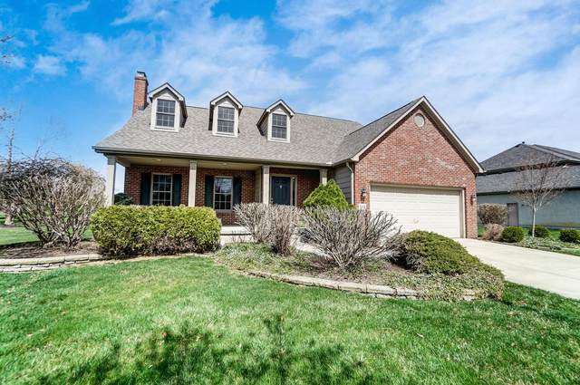3836 Mead Drive, Powell, OH 43065 (MLS #221009441) :: Bella Realty Group