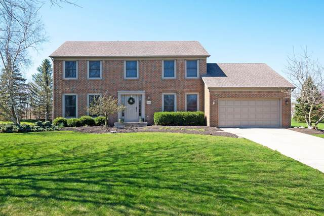 5565 Willow Springs Drive, Lewis Center, OH 43035 (MLS #221009444) :: MORE Ohio