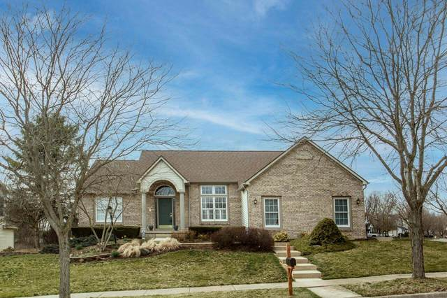 121 Locust Curve Drive, Delaware, OH 43015 (MLS #221009448) :: RE/MAX ONE