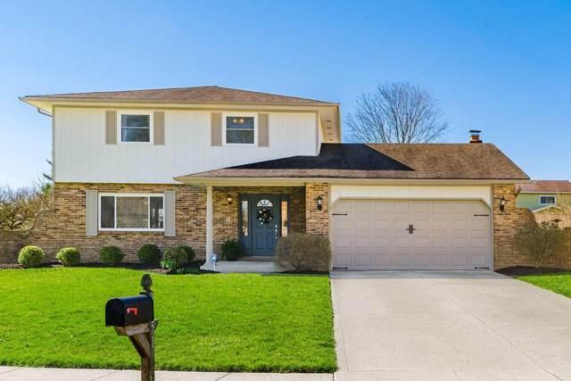 2851 Bella Via Avenue, Columbus, OH 43231 (MLS #221009452) :: Jamie Maze Real Estate Group