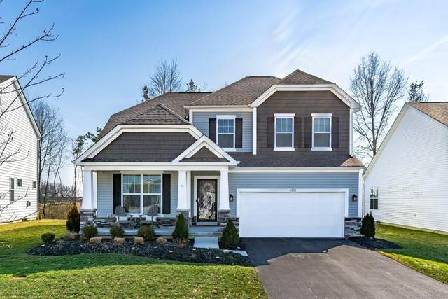 6221 Upper Albany Crossing Drive, Westerville, OH 43081 (MLS #221009459) :: Bella Realty Group