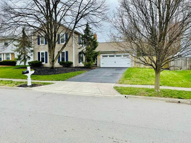 3382 Brendan Drive, Columbus, OH 43221 (MLS #221009478) :: Jamie Maze Real Estate Group