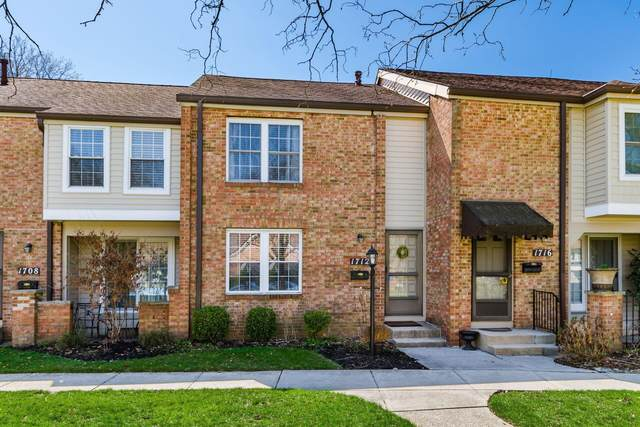 1712 Moravian Street, Columbus, OH 43220 (MLS #221009488) :: HergGroup Central Ohio