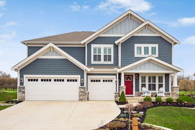 6122 Dietz Drive, Canal Winchester, OH 43110 (MLS #221009490) :: Bella Realty Group