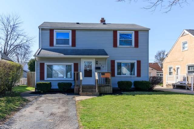 929 Wiltshire Road, Columbus, OH 43204 (MLS #221009500) :: Greg & Desiree Goodrich | Brokered by Exp