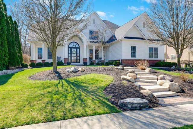 5370 Lynbrook Lane, Westerville, OH 43082 (MLS #221009531) :: Bella Realty Group