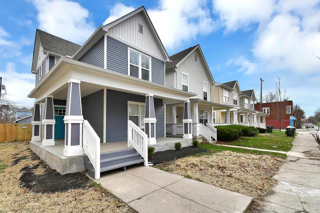 80 W Park Avenue, Columbus, OH 43222 (MLS #221009573) :: RE/MAX ONE