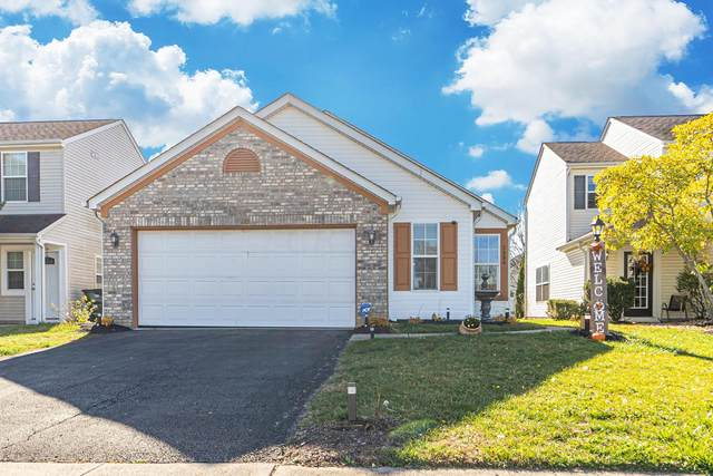 3884 Boyer Ridge Drive, Canal Winchester, OH 43110 (MLS #221009603) :: Bella Realty Group