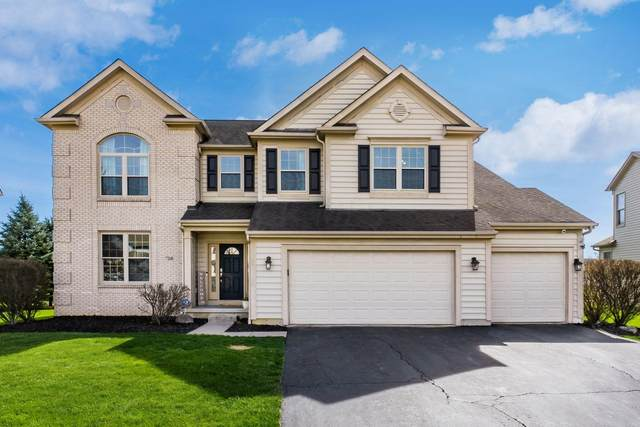 7268 Nightshade Drive, Westerville, OH 43082 (MLS #221009627) :: MORE Ohio