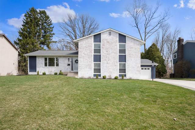 4546 Crompton Drive, Upper Arlington, OH 43220 (MLS #221009641) :: The Jeff and Neal Team | Nth Degree Realty