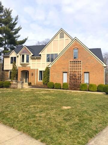 6973 Bonnie Brae Lane, Columbus, OH 43235 (MLS #221009649) :: MORE Ohio