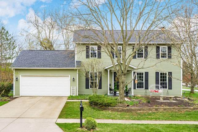 5148 Moccasin Place, Westerville, OH 43081 (MLS #221009674) :: RE/MAX ONE