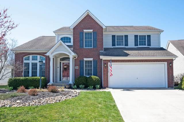 7216 Trillium Drive, Lewis Center, OH 43035 (MLS #221009688) :: Jamie Maze Real Estate Group