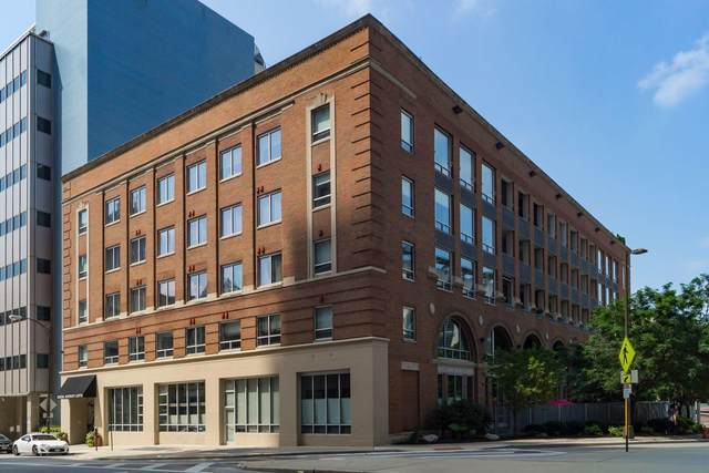 221 N Front Street #307, Columbus, OH 43215 (MLS #221009730) :: The Holden Agency