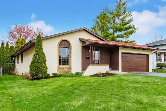 2146 Teakwood Drive, Columbus, OH 43229 (MLS #221009764) :: Jamie Maze Real Estate Group