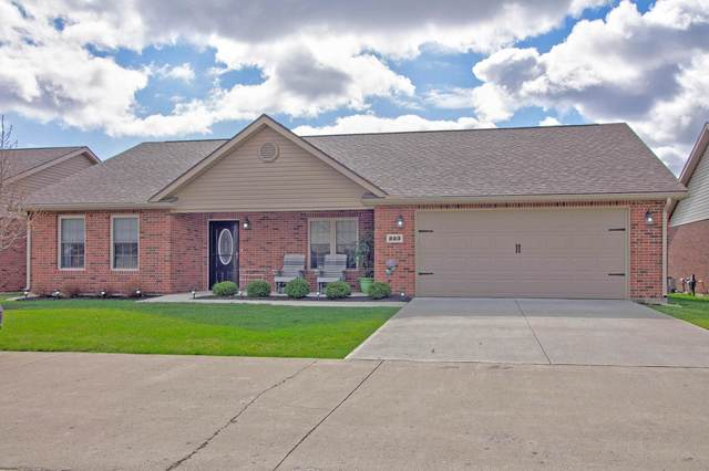 223 Coates Court, North Lewisburg, OH 43060 (MLS #221009767) :: Shannon Grimm & Partners Team