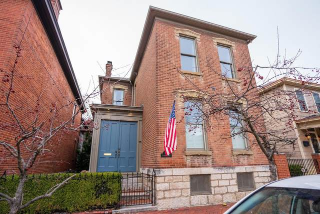 641 S 5th Street, Columbus, OH 43206 (MLS #221009796) :: The Willcut Group