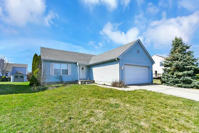 3077 Descent Court, Hilliard, OH 43026 (MLS #221009800) :: Bella Realty Group
