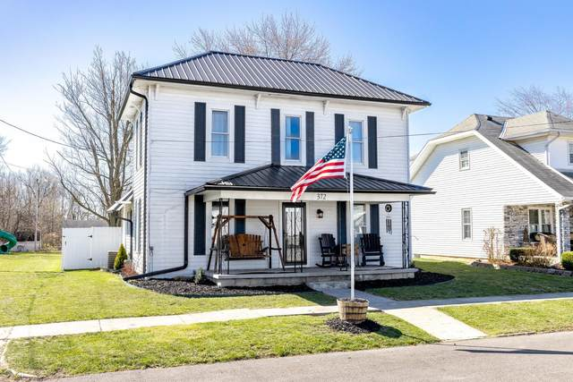 372 State Street, West Mansfield, OH 43358 (MLS #221009810) :: Core Ohio Realty Advisors