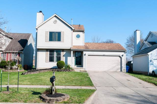 4892 Ballentine Drive, Canal Winchester, OH 43110 (MLS #221009850) :: RE/MAX Metro Plus