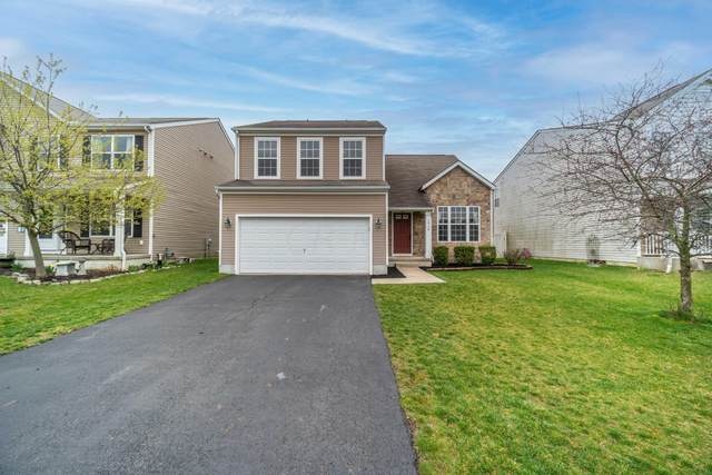 1918 Bay Port Drive, Grove City, OH 43123 (MLS #221009858) :: Susanne Casey & Associates