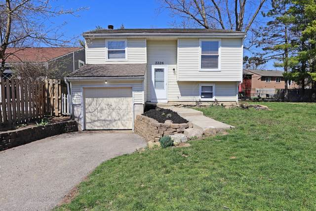 3326 Chetwood Place, Dublin, OH 43017 (MLS #221009870) :: Bella Realty Group