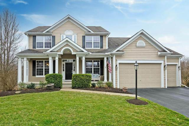 3260 Alum Trail Place, Lewis Center, OH 43035 (MLS #221009872) :: CARLETON REALTY