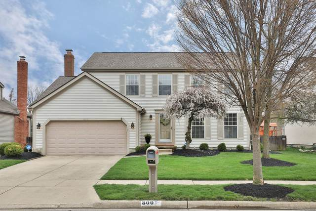 800 Mountainview Drive, Westerville, OH 43081 (MLS #221009914) :: Bella Realty Group