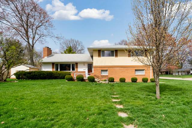 1340 Kirkley Road, Upper Arlington, OH 43221 (MLS #221009936) :: The Raines Group