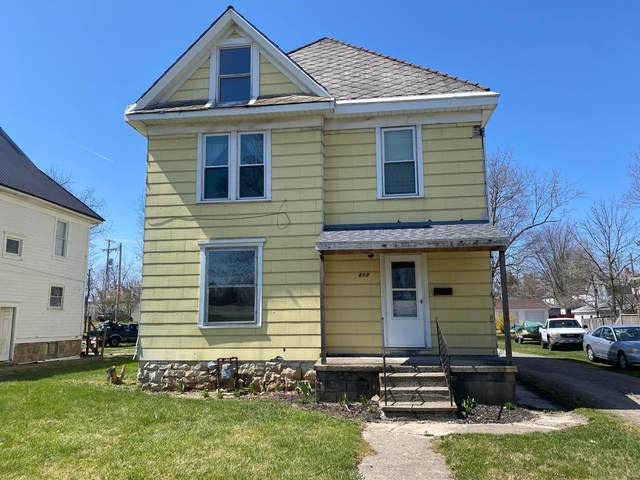 612 S Main Street, Bellefontaine, OH 43311 (MLS #221009968) :: Jamie Maze Real Estate Group