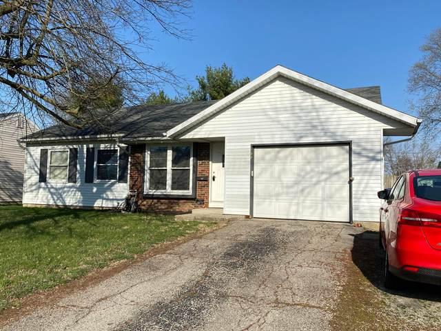 99 Marvin Lane, Delaware, OH 43015 (MLS #221009971) :: Bella Realty Group