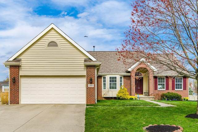 10439 Delwood Place, Powell, OH 43065 (MLS #221009990) :: Susanne Casey & Associates