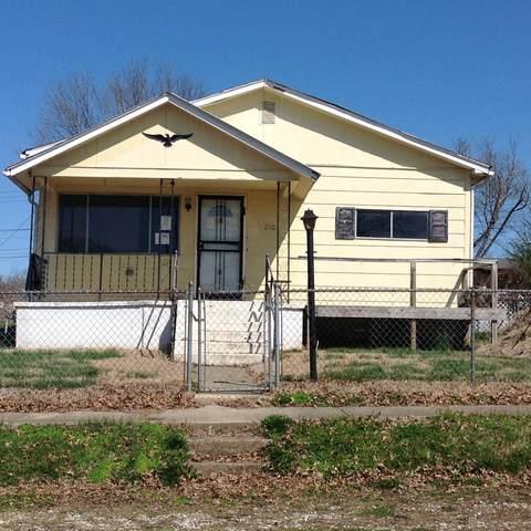 210 Wilgus Street, Proctorville, OH 45669 (MLS #221009998) :: Greg & Desiree Goodrich | Brokered by Exp