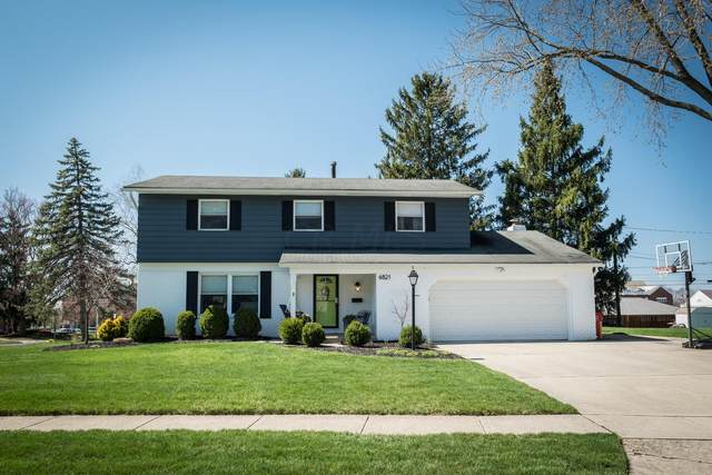 6821 Abbot Place, Worthington, OH 43085 (MLS #221010020) :: RE/MAX Metro Plus
