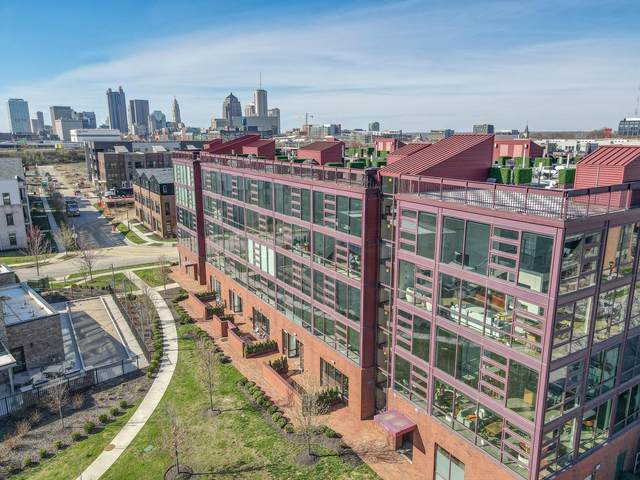 367 Auden Avenue #207, Columbus, OH 43215 (MLS #221010030) :: Core Ohio Realty Advisors