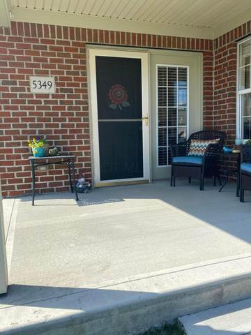 5349 Rufford Street, Westerville, OH 43081 (MLS #221010031) :: RE/MAX Metro Plus