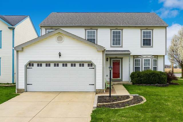 5235 Arborline Court, Canal Winchester, OH 43110 (MLS #221010042) :: Bella Realty Group