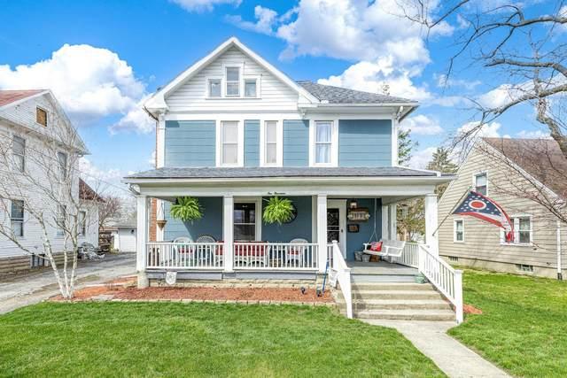 119 Chestnut Street, Marysville, OH 43040 (MLS #221010063) :: Core Ohio Realty Advisors