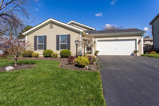 5360 Thornburg Court, Gahanna, OH 43230 (MLS #221010078) :: Signature Real Estate