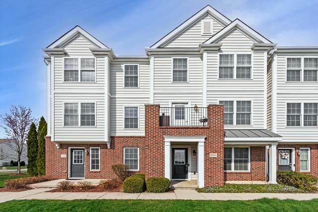 5942 Woodshire Drive #307, Westerville, OH 43081 (MLS #221010086) :: MORE Ohio
