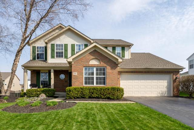946 Sandrock Avenue, Reynoldsburg, OH 43068 (MLS #221010103) :: Bella Realty Group