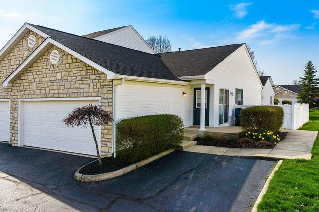 6695 Hamler Drive 38E, Canal Winchester, OH 43110 (MLS #221010111) :: The Holden Agency