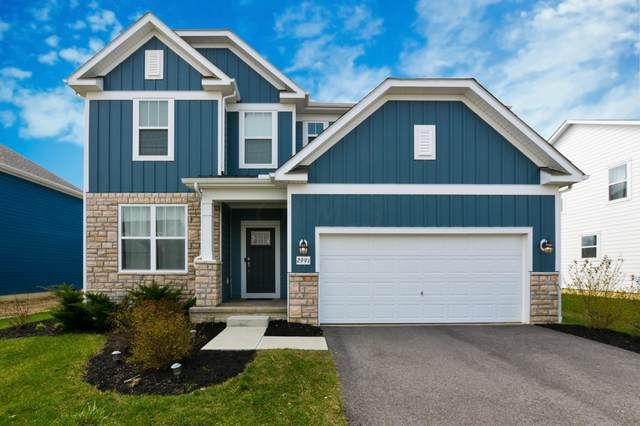 2991 Pasture Ridge Dr Drive, Powell, OH 43065 (MLS #221010125) :: Greg & Desiree Goodrich | Brokered by Exp